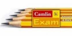 Black Multicolor Camlin exam pencil, For Children