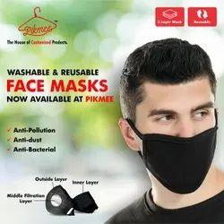 Re-Usable Mask