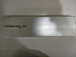 Aluminium Encased Braking Resistor 1500 Watt 50 Ohms
