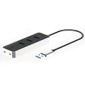 USB 3.0 Hub with Audio Port