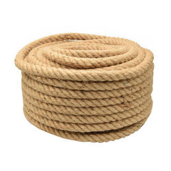 Brown Coconut Thick Industrial Rope