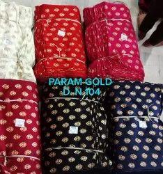 Rayon Printed Fabric, For Garments, 12 Gsm
