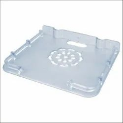 PRINCE POLO CLEAR Set Up Box Stand, For Hotel, Warranty: 1 Year