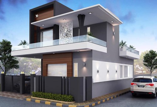Exterior And Full House Painting in Vanagaram, Chennai | ID: 21252618412