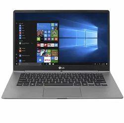 Silver LG Gram 14Z970 i7 14 Inch Touchscreen Laptop
