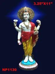God Vishnu Statue