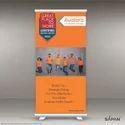 2 Days 2d Standee Design, Graphic Size: 6x3 Feet, Graphic Design Service