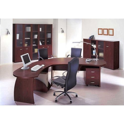 Awesome Office Wood Furnitures