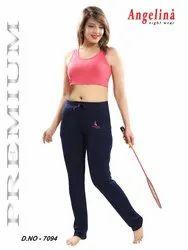 Ladies Sports Track Pant
