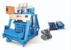 Everon Single Phase Solid Bricks Making Machine