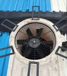 Textile Smoke Ventilation Fan