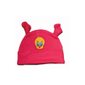Baby Looney Tunes Cap Set with Two Knots