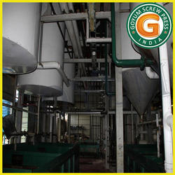Automatic Edible Oil Deodorizing Plant, Capacity: 60-100 Ton/Day