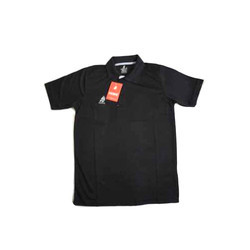 Nerve Black Kids Sports T Shirt