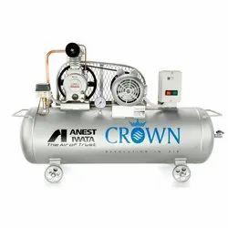 Anest Iwata Crown 3 HP Air Compressor