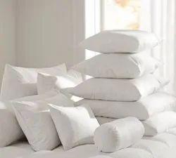 White Microfiber Pillow