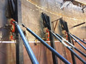 Hydraulic Jacking System, Jacks With Lifting Hooks, Double