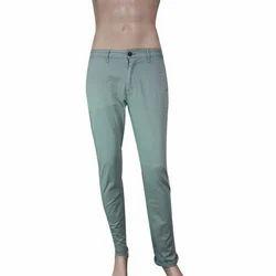 Mens Cotton Casual Pant