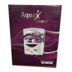 Aquax Grand RO Water Purifier, Capacity: 10-15 L