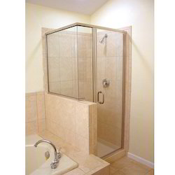 Semi Framed Shower Cubicle