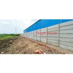 Panel Build Precast Boundary Wall