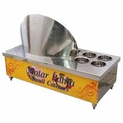 Matar Patiala Display Counter