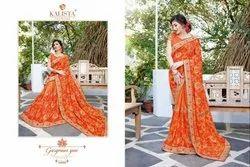 Kalista Fancy Saree