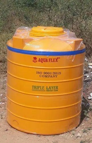 1000 Litre Triple Layer Water Tank