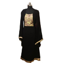 Ladies Full Sleeve Black Suit, Size: Xl