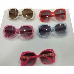 Casual Wear Kids Plastic Sunglasses