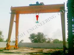 Floor Gantry Crane