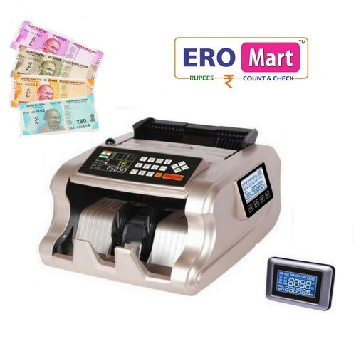 Mix Note Value Cash Counting Machines