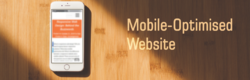 Mobile Service Optimised Website