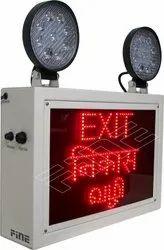 Industrial Emergency Light IEEVN24l