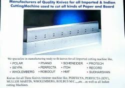 Paper Cutting Blades / Knives for Industrial