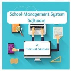 Own Latest Version School Management Software, For Standard