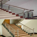 Glass Fitting Stainless Steel Railing