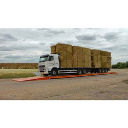 Modern Rice Mill Weighbridge