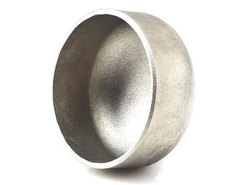 STAINLESS STEEL 904 END CAP, for Pharmaceutical / Chemical Industry, Size: 1/2 inch