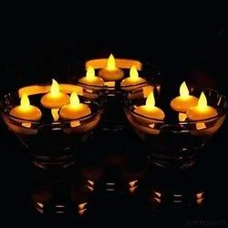 floating diya