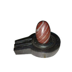 Brown Narmadeshwar Shivling