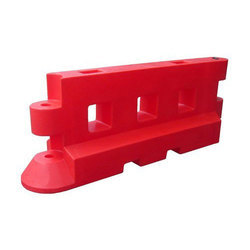 HDPE Traffic Barrier