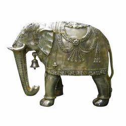 Exterior Decor Elephant Statue, For Exterior Decor