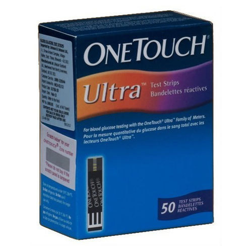 One touch ultra strip