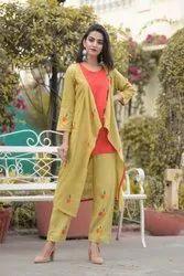 Dhoti Style Kurtis