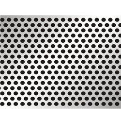 Stainless Steel Filtering Perforated Galvanized Sheet