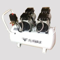 Double Motor Oil Free Compressor