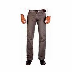 Cotton Men Casual Wear Trousers