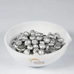 Silver Metallic Aluminum Chips
