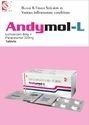 Lornoxicam 8mg   Paracetamol 325mg